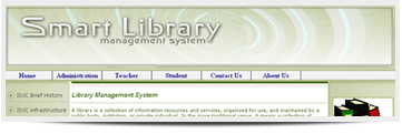 smart library management